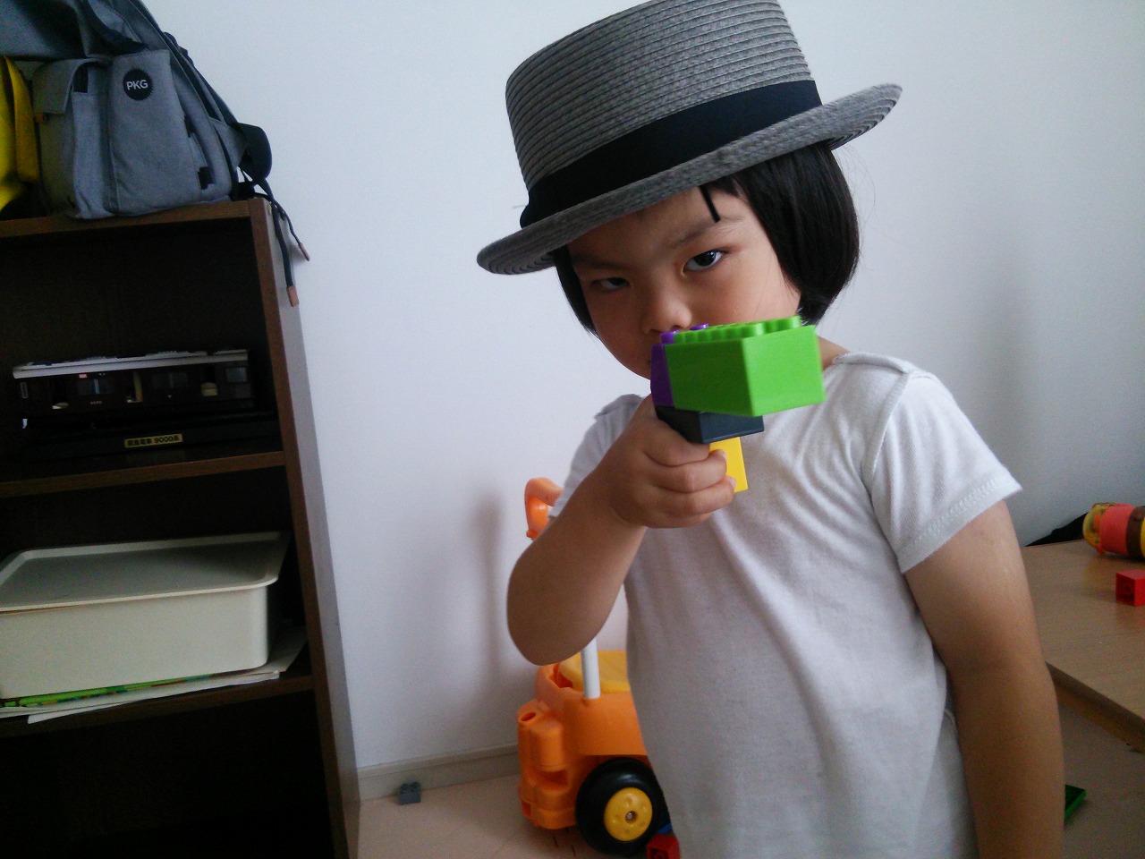 【1歳3歳】アンパンマンブロックはおすすめのおもちゃNO1!@2歳差兄弟が一緒に遊べるおもちゃ